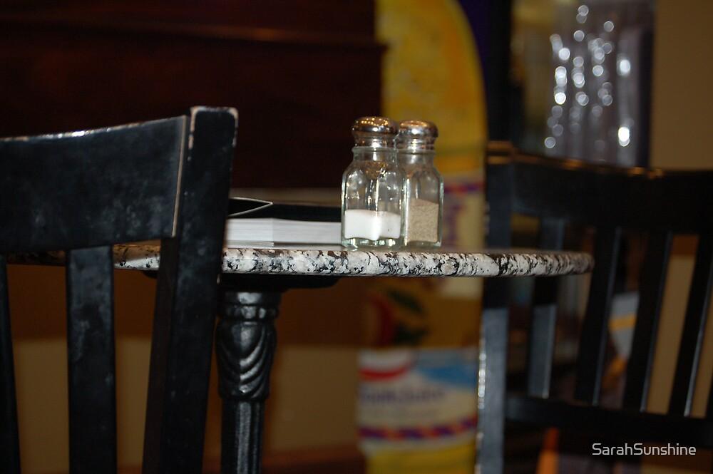 Salt And Pepper by SarahSunshine