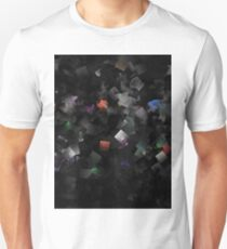 raw abstract Unisex T-Shirt