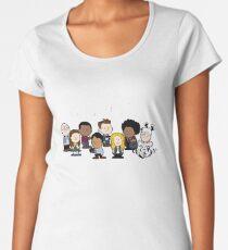 Community Snoopy Style Women's Premium T-Shirt