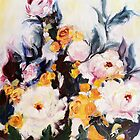 roses au reveil by JOSTdidit