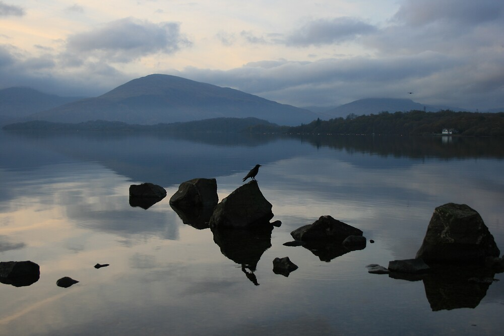 Loch Lomond by Andy Cook