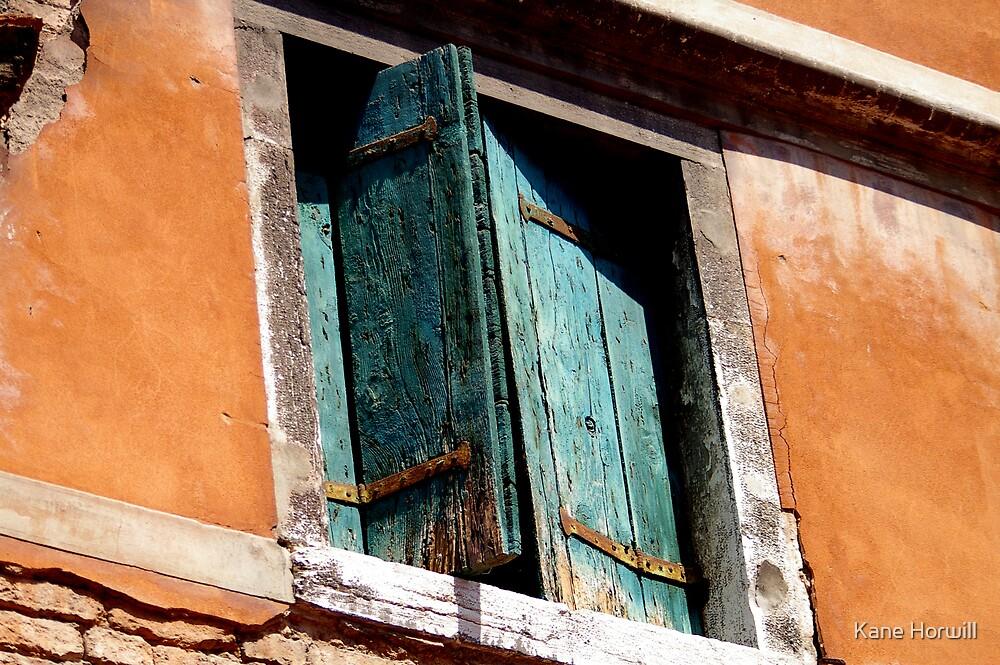the day I left, venice - italy by Kane Horwill