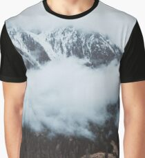 On a cloudy day Graphic T-Shirt