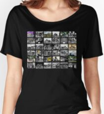 The Trophy Collection Women's Relaxed Fit T-Shirt