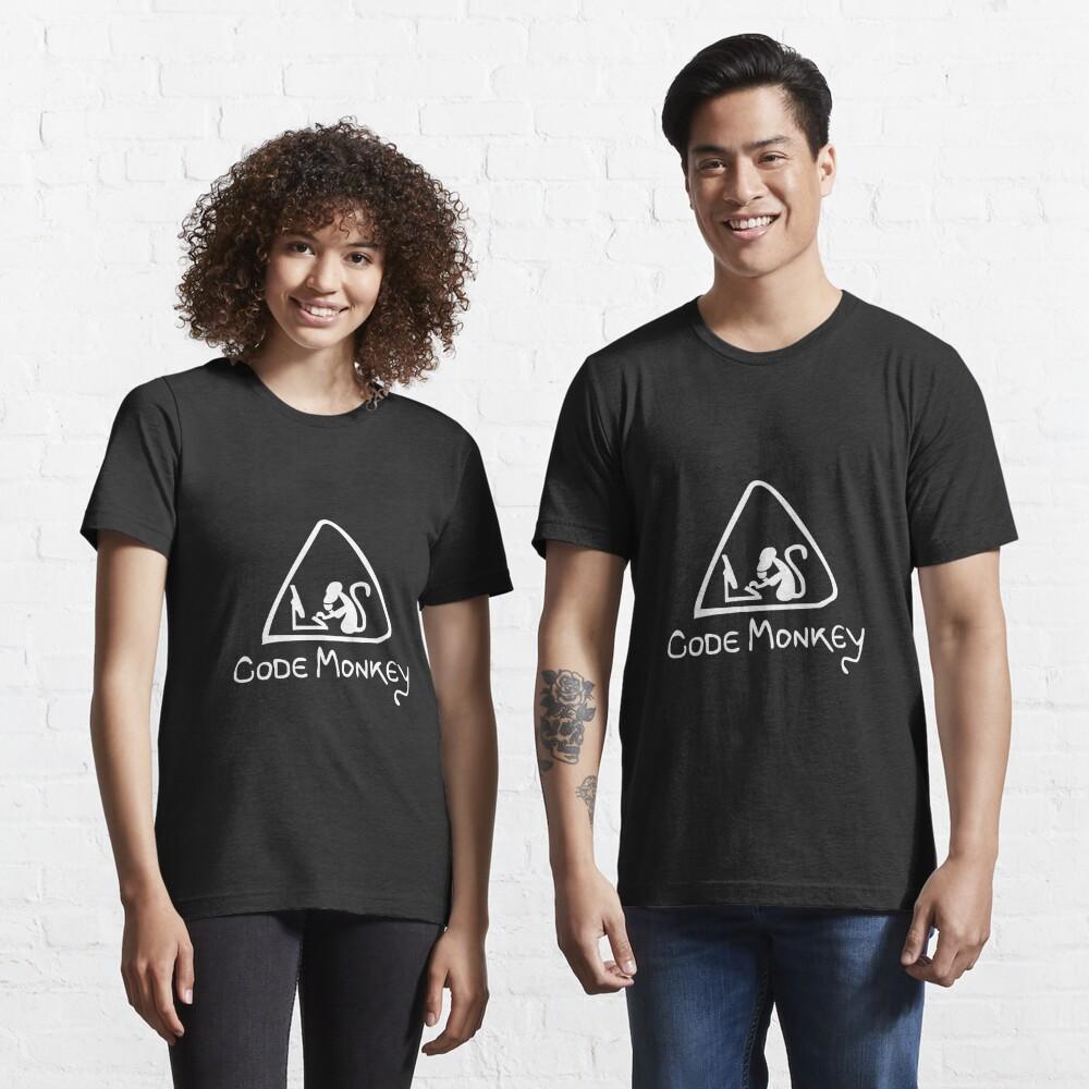 [W] Code Monkey Essential T-Shirt