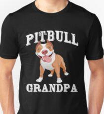 Pitt Bull's Grandpa Unisex T-Shirt