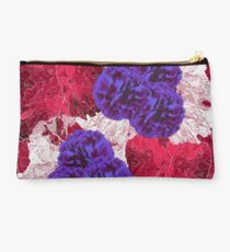 OUTLINED FLOWERS Studio Pouch