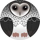 Lesser Sooty Owl by FurvaNoctua