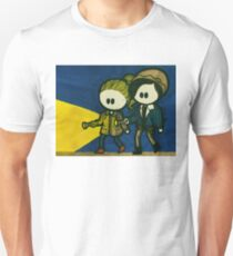 Bughead Sleuthing Sleuthsters Unisex T-Shirt