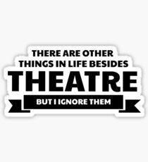theatre Sticker