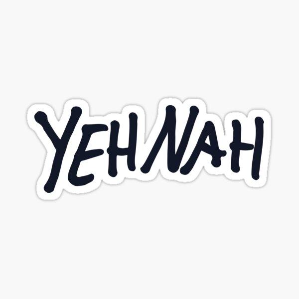 YehNah Sticker