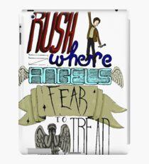 Fools Rush iPad Case/Skin
