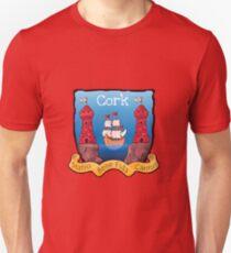 Cork City Coat of Arms Unisex T-Shirt