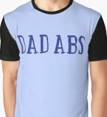 DAD ABS Graphic T-Shirt