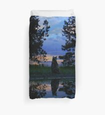 Warrior Cats - Reflection Duvet Cover