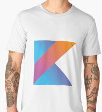 Kotlin logo Men's Premium T-Shirt