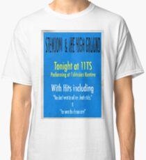 Obi Wan band gig poster Star Wars Fan Made Classic T-Shirt