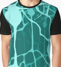Neuron Forest Graphic T-Shirt