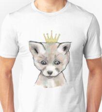Little King Fox Unisex T-Shirt