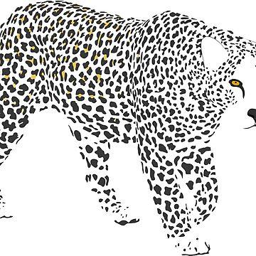 Leopard Print by feegee1