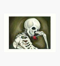 Día de los Muertos Art Print