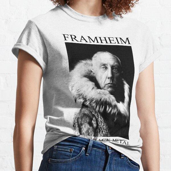 FRAMHEIM - POLAR BLACK METAL Classic T-Shirt
