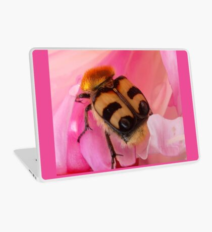 Bee Beetle Laptop Skin