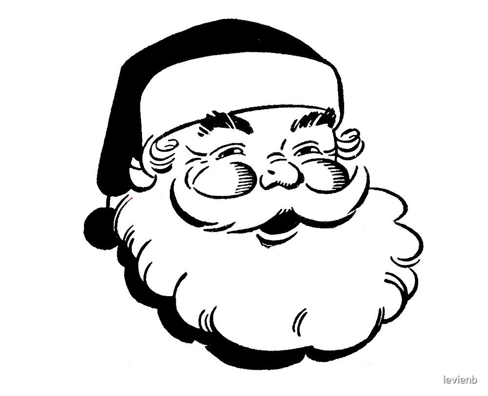 Santa by levienb