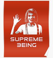 Supreme Being Poster