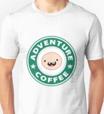 Adventure Finn Coffee Unisex T-Shirt
