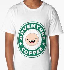 Adventure Finn Coffee Long T-Shirt