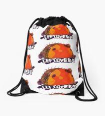 Trash Fish Taco Drawstring Bag