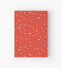 Summer Spikes Are Nice Hardcover Journal