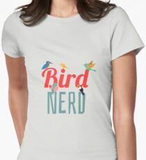 Bird Nerd - Birdwatching Ornithology T-Shirt