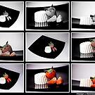 Strawberry chess by Angel Jesús Pérez Alfonso
