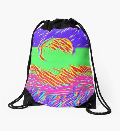 Moonlight Drawstring Bag