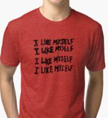 I Like Myself Tri-blend T-Shirt