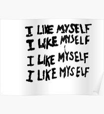 I Like Myself Poster