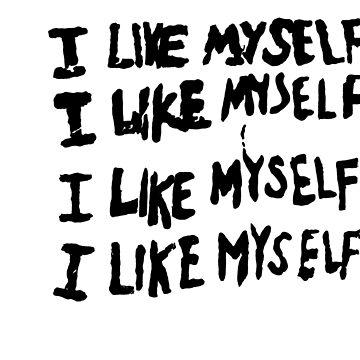 I Like Myself by Salicath