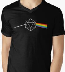 Dark Side of the Moon d20 Dungeon Master T-Shirt