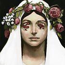 Persephone by DionysianArtist