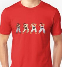 Street Fighter Ryu Unisex T-Shirt