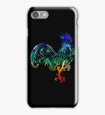 Inked Rooster iPhone Case/Skin