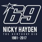 Tribute To Nicky Hayden by harleemqui