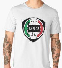 Lancia logo (Italy) Men's Premium T-Shirt