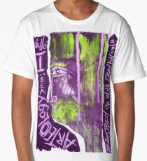 the artist Long T-Shirt