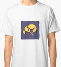 TIRED OLD DOG AT NIGHT  Classic T-Shirt