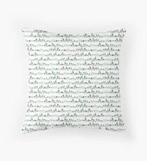 Spiky Stripes Throw Pillow