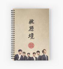 VIXX Shangri-La Spiral Notebook