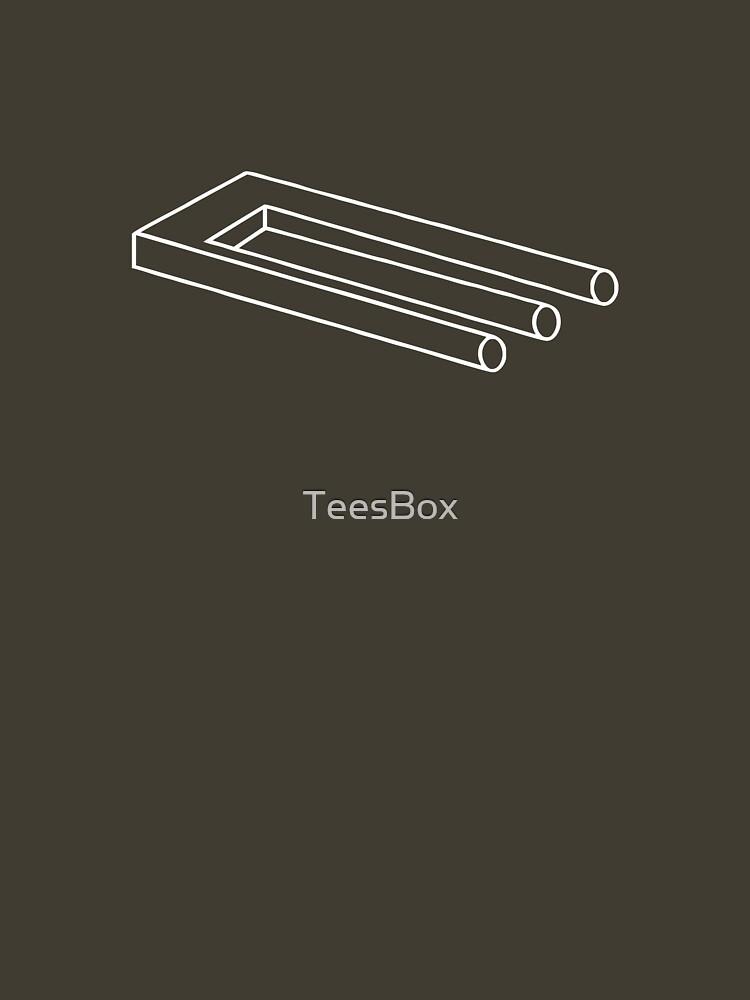 Blivet - Devil's Fork by TeesBox
